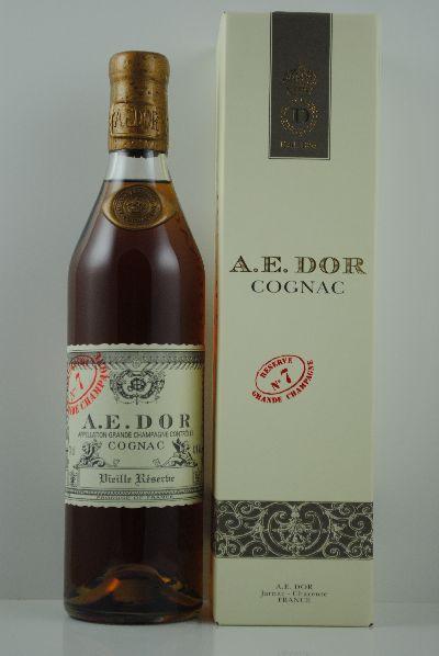 Cognac 1969 Réserve Spéciale, A.E. Dor